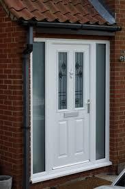 Exterior Doors Upvc White Upvc Front Door Exterior Pinterest Front Doors Doors