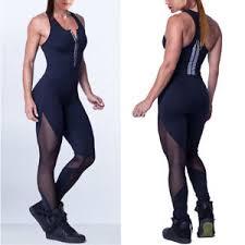 legging jumpsuit us jumpsuit leotard fitness legging sports