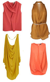 Drape Top Artful Draping 4 Colorful Drape Top Picks How To Be Trendy