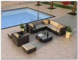 Modern Wicker Patio Furniture - modern wicker patio furniture patios home furniture ideas