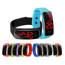 bracelet digital watches images New new fashion led bracelet digital watch color may vary jpg