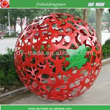 stainless steel garden ornaments buy metal garden ornaments