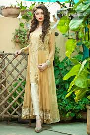 latest pakistani party wear winter dresses 2017 beststylo com