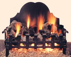 cast iron fire grate fireside log basket fireplace holder by home