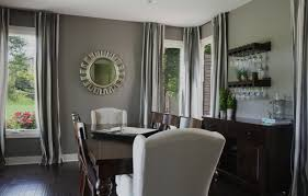 perfect dining room wall decor with mirror design solutions