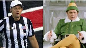 bob newhart responds on twitter about his referee doppelganger
