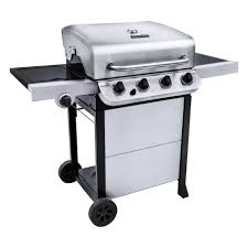 Char Broil Patio Bistro Grill Cover Char Broil Performance 4 Burner Gas Grill With Side Burner