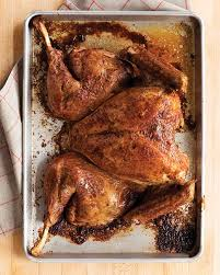how to carve a spatchcocked turkey martha stewart