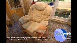 polsterreinigung sofa polsterreinigung vor ort nur neu ist sauberer