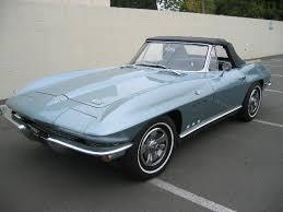 1966 corvette trophy blue 1966 trophy blue corvette 1 463 units corvettes