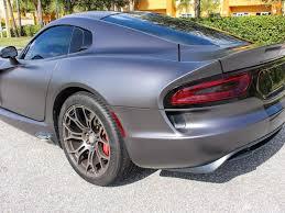 Dodge Viper Automatic - 2013 dodge viper gts