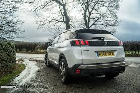 peugeot suv 2016 peugeot 3008 review carwitter