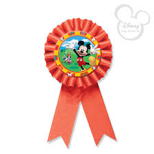 mickey ribbon original package shop promote the sale disney mickey mouse award