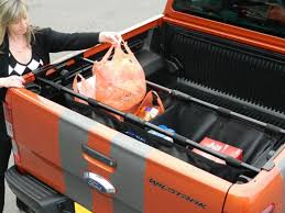 Ford Ranger Truck Box - pick up truck bed tidy trux branded pickup accessory ford ranger