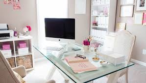 Tips for Adding a Touch of Pink to Your Office  Hughes Marino