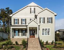 Lot House Raleigh Custom Builders Homes By Dickerson