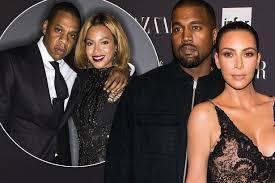 Kanye And Jay Z Meme - kim kardashian and kanye west finally put beyonce and jay z feud