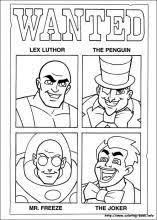 0333117bbf4c559655193663d4a08218 superhero coloring pages free comic books jpg
