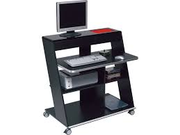 bureau informatique noir bureau informatique noir maison design wiblia com