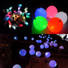 mini lights for balloons