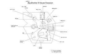 exclusive bb9 accurate floorplan big brother 9