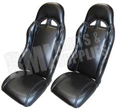 homemade 4x4 off road go kart padded bucket seat set 2 for go kart 400549 bmi karts and