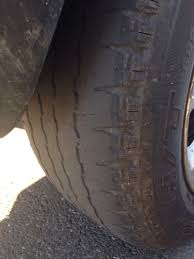 extreme front right tire wear on u002704 xc70 pics