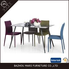 wholesale hideway modern home furniture dining table and chair set