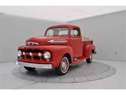 1952 Ford Truck Vintage Air - 1952 ford f1 for sale on classiccars com 7 available