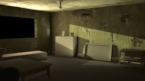 space dementia films inside the apartment building