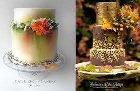 gumpaste berries tutorials autumn wedding cake decorating cake