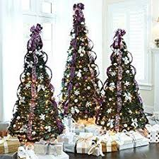 101 best purple christmas decor images on pinterest purple