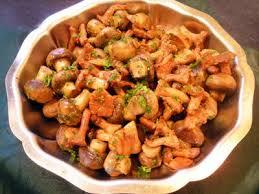 cuisine au wok facile wok de chignons en persillade la recette facile par toqués 2