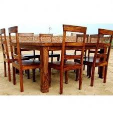 Square Dining Room Table Square Table Seats 8 Foter