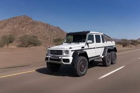 mercedes truck mercedes benz g63 amg 6x6 truck details and pictures