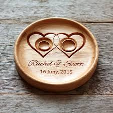 wedding ring holder handmade custom wood wedding ring holder lovebirds ring bearer