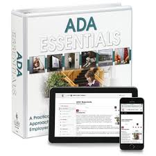 ada essentials manual