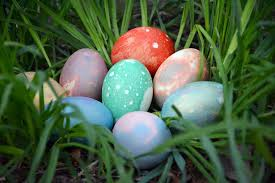 Paas Craft Activity Easter Egg Decorating Kit Directions by How To Make Marbled Easter Eggs