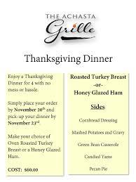 thanksgiving thanksgiving dinner thanksgivingc2a0dinner menu