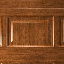 clopay wood garage doors clopay 5 in x 2 5 in steel garage door color sample in ultra