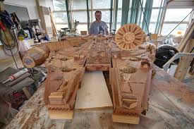 most impressive fans martin creaney s wooden