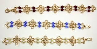make bracelet beading wire images Deluxe duplex bracelet 1 jpg