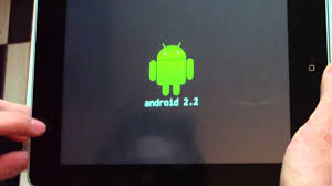 newupdatefirmware and error with android 2 2 os tablet 8 inch