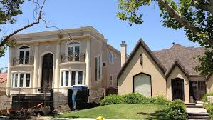 Pictures Of Big Houses Tearing Down An Old House To Build A Big New One Is One Way To