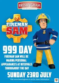 fireman sam visits bressingham bressingham steam u0026 gardens