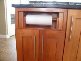 Kitchen Cabinet Paper Paper Towel Holders For Kitchen U2013 Kitchen Ideas