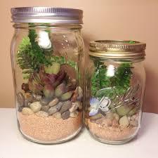 mason jar home decor diy mason jar terrarium hometalk