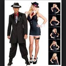 Halloween Costumes Bonnie Clyde Hefner Robe Playmate Bunny Couples Halloween Costumes