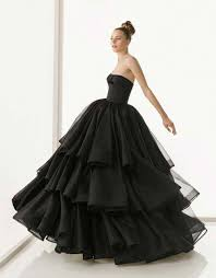black dresses wedding gorgeous photos of five black gown wedding dresses cherry