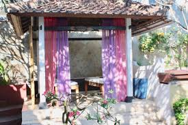 puri oka beach bungalow candidasa bali accommodation hsh stay